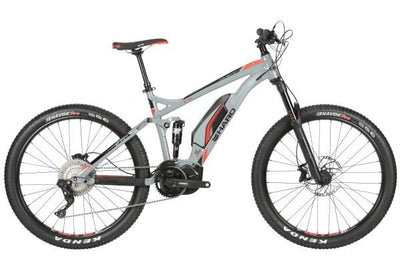 2019 Haro Shift Plus I/O 9 Grey eBike - Pitcrew.nz
