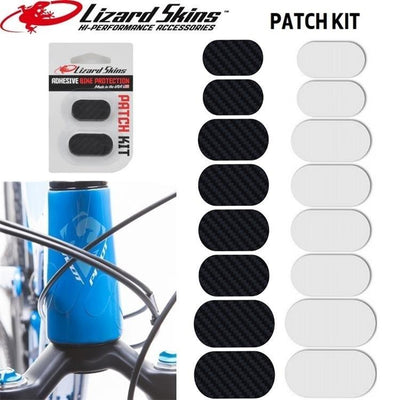Lizard Skins bike protector Patch Kit clear
