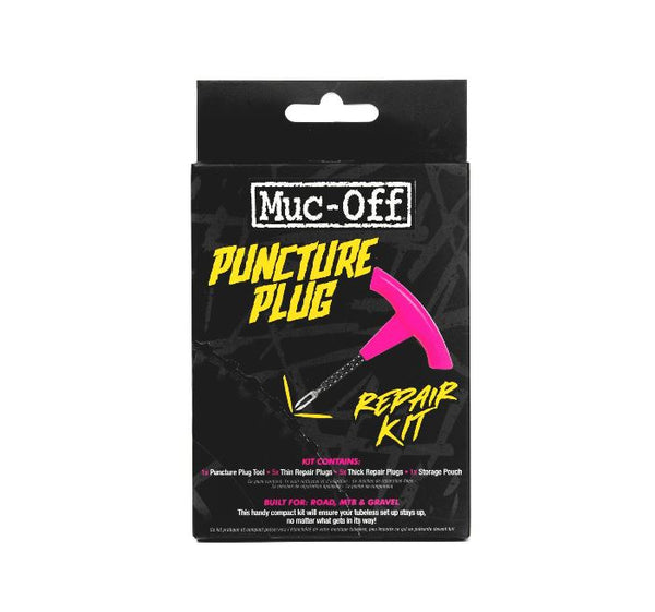 Muc-Off Puncture Repair Plug Tool Kit - Pitcrew.nz
