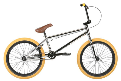 Premium Subway Chrome BMX 21TT
