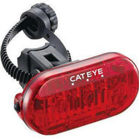 Rear Cateye Light LD135 3-LED Omni 3D-GL - Pitcrew.nz