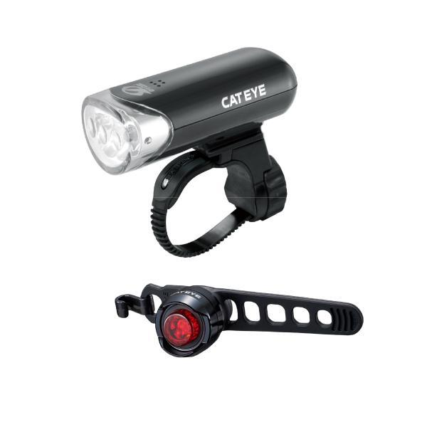 Cateye Bike Light Set EL135/LD160 - Pitcrew.nz