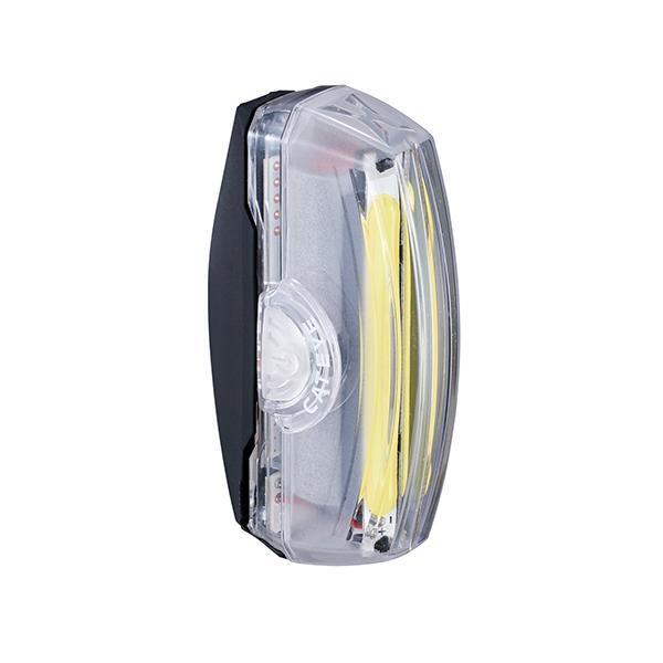 Cateye Front Light LD720 RC USB Rapid X3 White - Pitcrew.nz