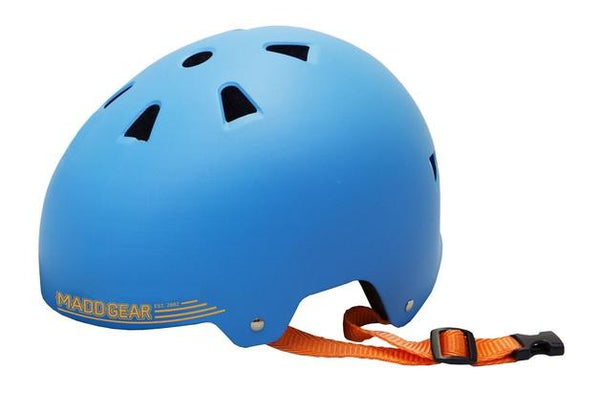 MADD Scooter Helmet Blue - Pitcrew.nz