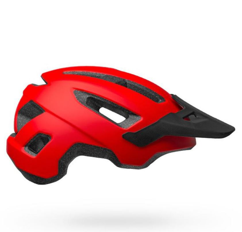 Bell Nomad Mips Red / Black - Pitcrew.nz