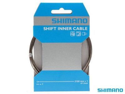 Shimano Dura Ace Shift Inner Cable 1.2mm 2100mm - Pitcrew.nz