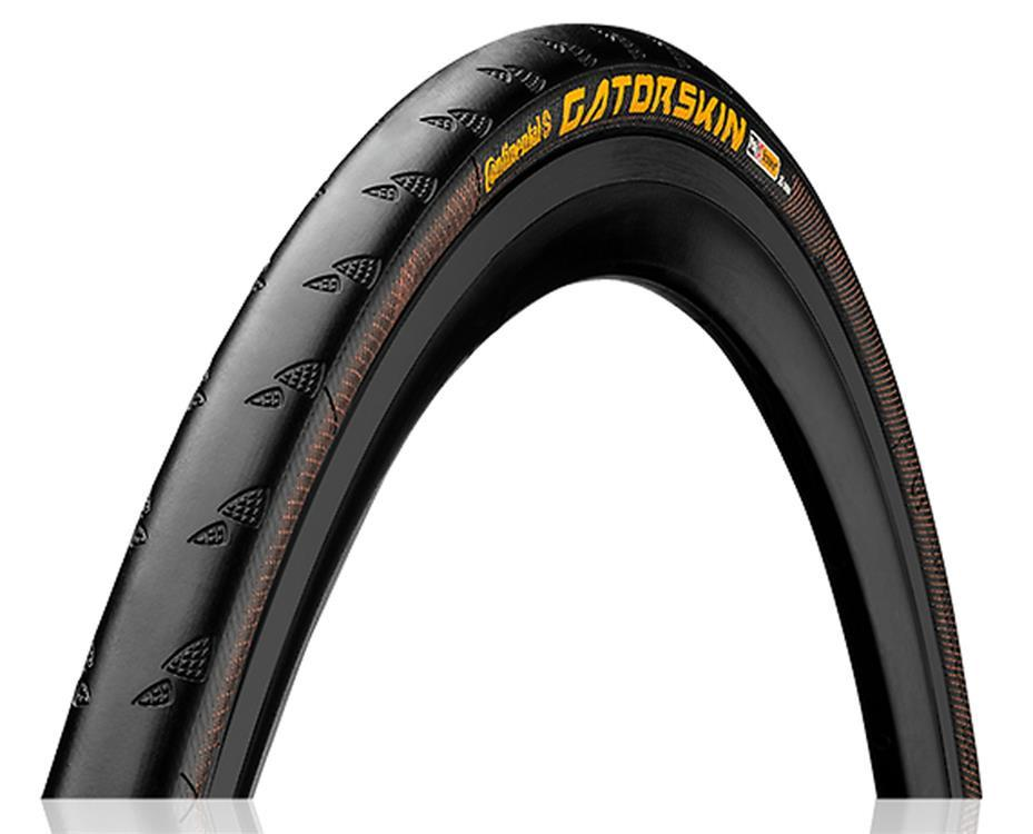 Continental Gatorskin 700 x 23 road tyres - Pitcrew.nz