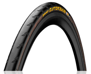 Continental Gatorskin 700 x 23 road tyres