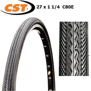 "CST 27"" x 1 1/4 roadster tyre - Pitcrew.nz"