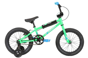 "2020 Haro Shredder 16"" Bad Apple Green BMX - Pitcrew.nz"