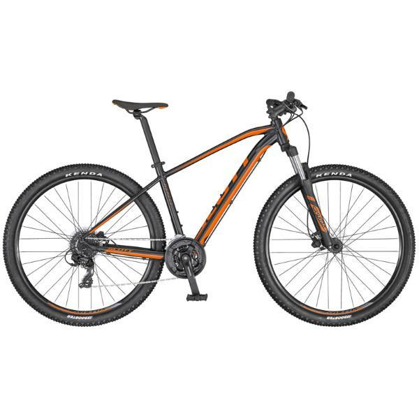 2020 Scott Aspect 760 Black / Orange - Pitcrew.nz