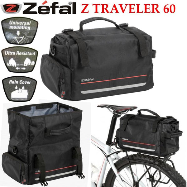 Zefal Z Traveller 60 20L Pannier Bag - Pitcrew.nz