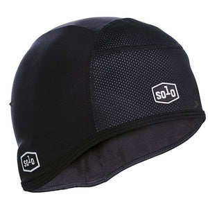 Solo Thermal Beanie Black - Pitcrew.nz
