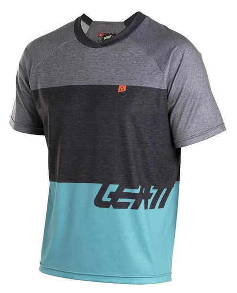 Leatt Jersey DBX 2.0 Brush/Teal - Pitcrew.nz