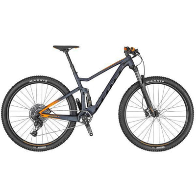 2020 Scott Spark 960 Grey Black Orange - Pitcrew.nz