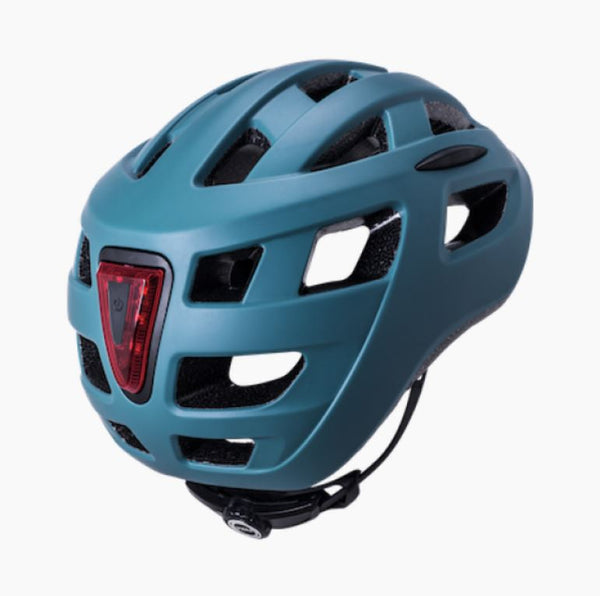 Kali Central Solid Matt Moss Helmet Bike Parts Kali S/M