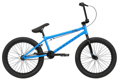 2020 Haro Downtown 20.5tt Vivid Blue BMX - Pitcrew.nz