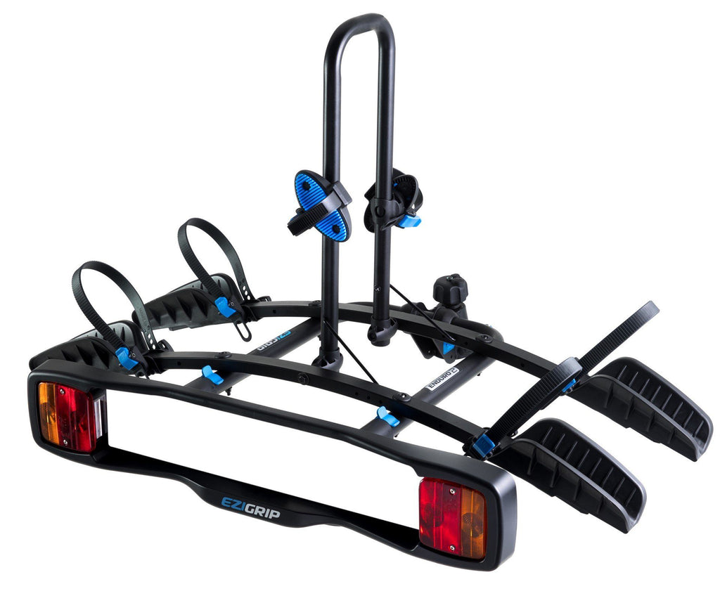 2019 Ezigrip Enduro 2 bike rack with light board