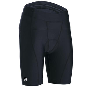 Solo Womens Sport Cycle Shorts BLK