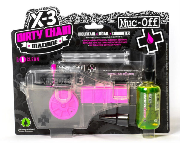 Muc Off Chain Cleaning Machine X3 277 - Pitcrew.nz