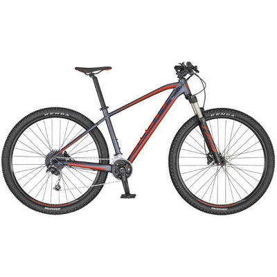 2020 Scott Aspect 940 Dark Grey / Red - Pitcrew.nz