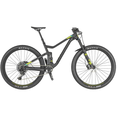 2019 Scott Genius 950 Black Yellow