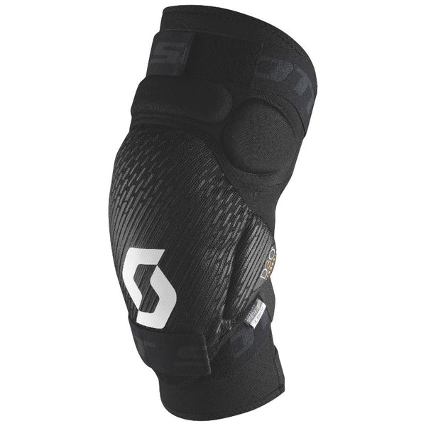 Scott Knee Guards Grenade EVO Black - Pitcrew.nz