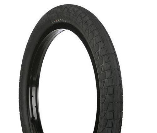 Haro LaMesa 20 x 2.4 Black BMX tyre - Pitcrew.nz