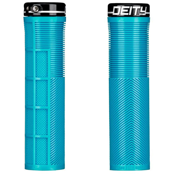 Deity Knuckleduster Lock-On Grips var col - Pitcrew.nz