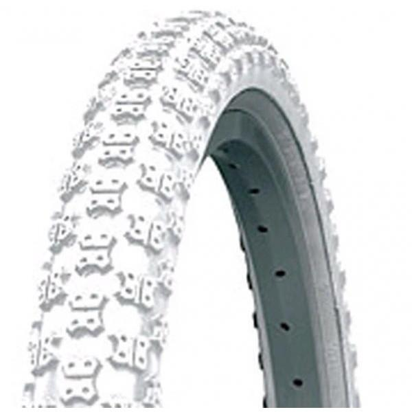 Kenda 16 x 2.125 Kids K50 Knob Tyre White - Pitcrew.nz