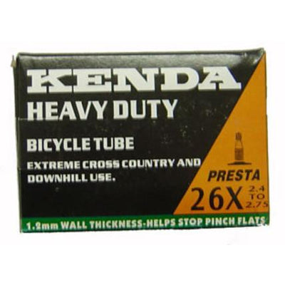 Kenda 26 X 1.75/2.125 2.25mm Jump Tube FV/PV - Pitcrew.nz