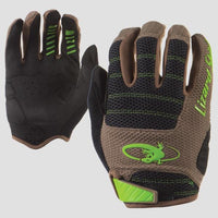 Lizard Skins Monitor AM Olive/Blk Gloves - Pitcrew.nz