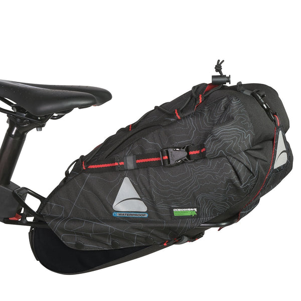 Axiom Monsoon Ocean Weave City Pack Bag - Pitcrew.nz