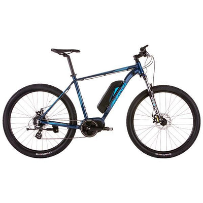 Avanti Montari E Dark Blue electric bike - Pitcrew.nz