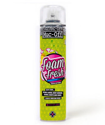 Muc Off Helmet Foam Fresh Aero 400ml Ridercare