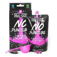 Muc Off No Puncture Tubeless Sealant Kit - Pitcrew.nz