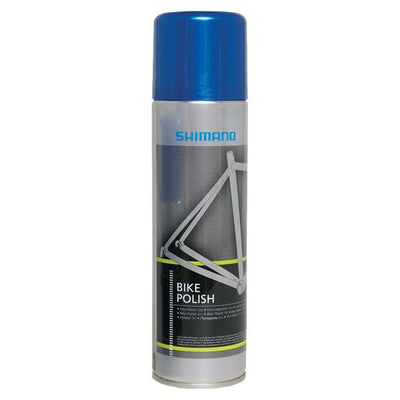 Shimano Bike Polish Aerosol 200ml - Pitcrew.nz