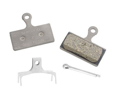 Shimano M8000 G02S disc brake pads - Pitcrew.nz