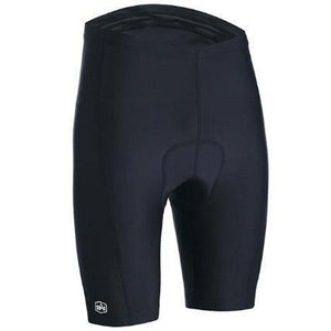 Solo Mens Cycle Sport Short BLK - Pitcrew.nz