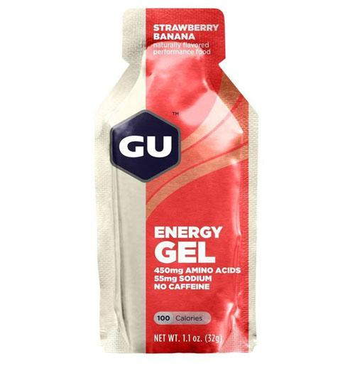 Gu Energy Gel Strawberry/Banana - Pitcrew.nz
