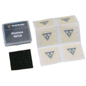 Topeak Flypaper Glueless Patch Puncture repair - Pitcrew.nz