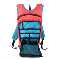 Zefal Hydration Pack Large Red/Blue - Pitcrew.nz