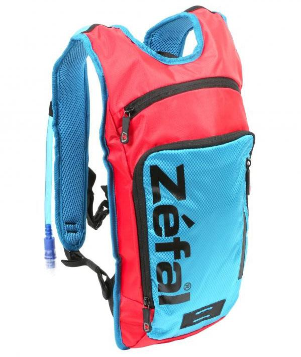 Zefal Hydration Pack Zefal Large Red/Blue