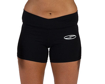 GHOSTRIDER Shorts - Black