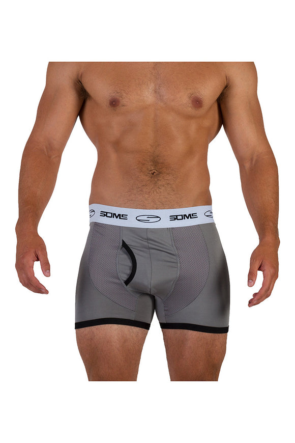 Athletic Boxer Brief - 3 Pack