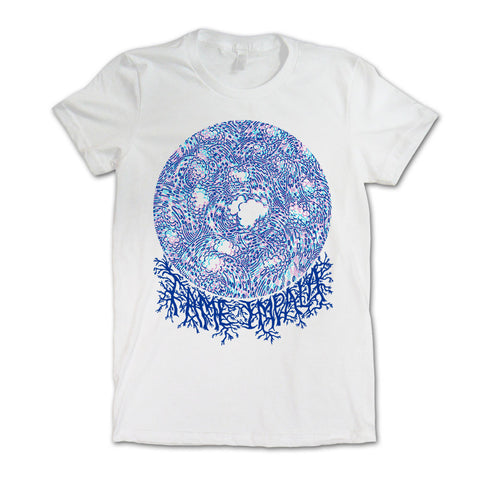 Girl's Wave Circle T-shirt