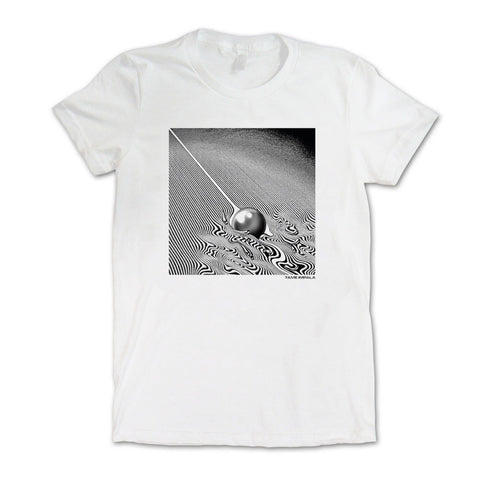 Girl's Monochrome Currents T-shirt