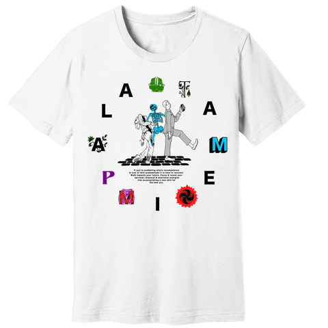 Clockwork [WHITE] T-shirt