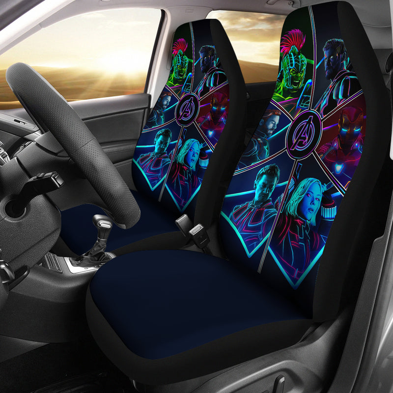 Avengers Car Seat Covers – the childhood dream