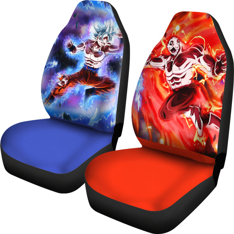 goku mastered ultra instinct vs jiren car seat covers the childhood dream. Black Bedroom Furniture Sets. Home Design Ideas